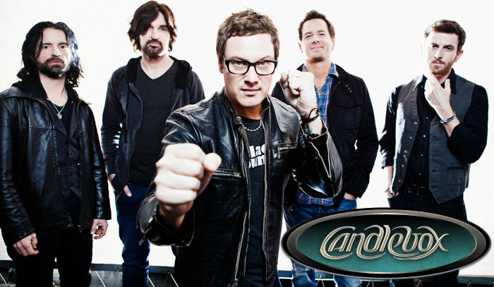 Believe In It. An interview with Kevin Martin of Candlebox.