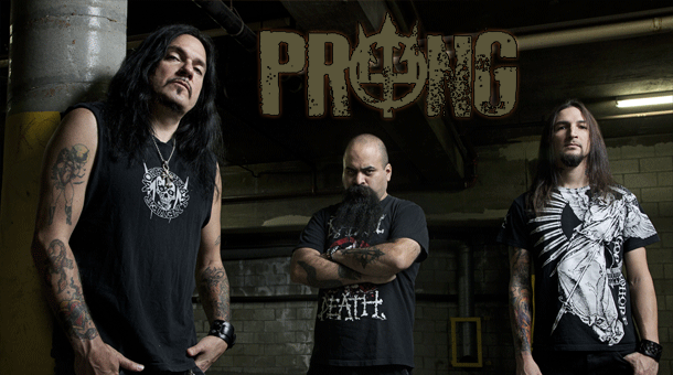 Nothing But Respect: An interview with Tommy Victor from Prong.
