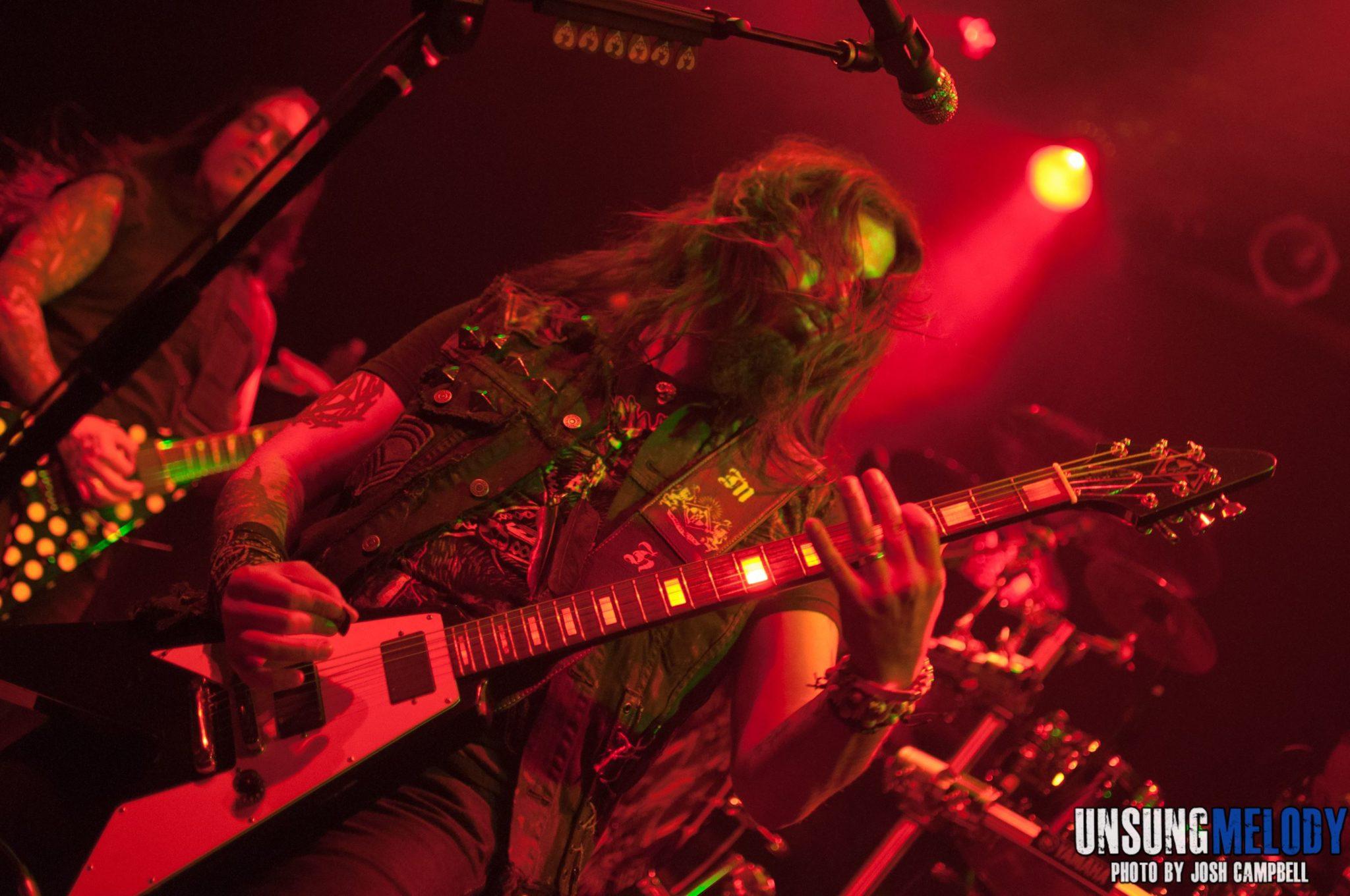 Machine Head at Headliners.