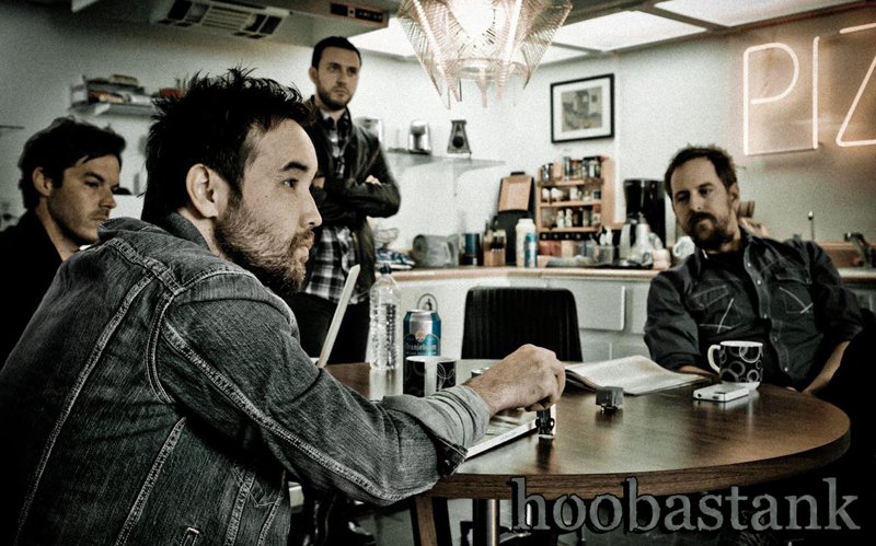 Fight Or Flight? An interview with Doug Robb from Hoobastank.