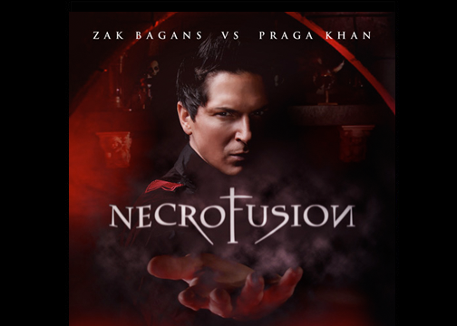 Looking for something spooky this Halloween? Zak Bagans presents 'NecroFusion'.