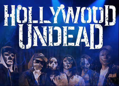 Cheetos, buffalo wings and the Lion King. An interview with Charlie Scene from Hollywood Undead.
