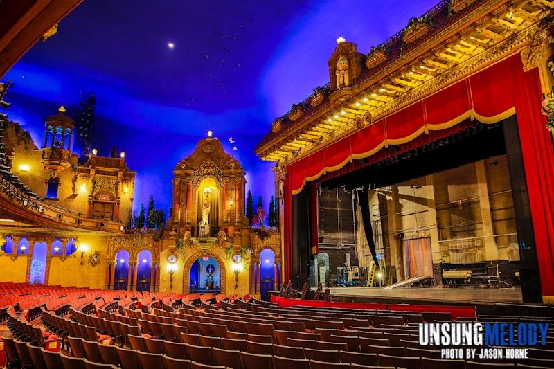 Unsung Melody Live At The Louisville Palace 3 Doors