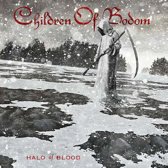 "Children of Bodom to Release New Album ""Halo of Blood"" June 11th. Catch them on the 2013 Rockstar Energy Drink Mayhem Festival."