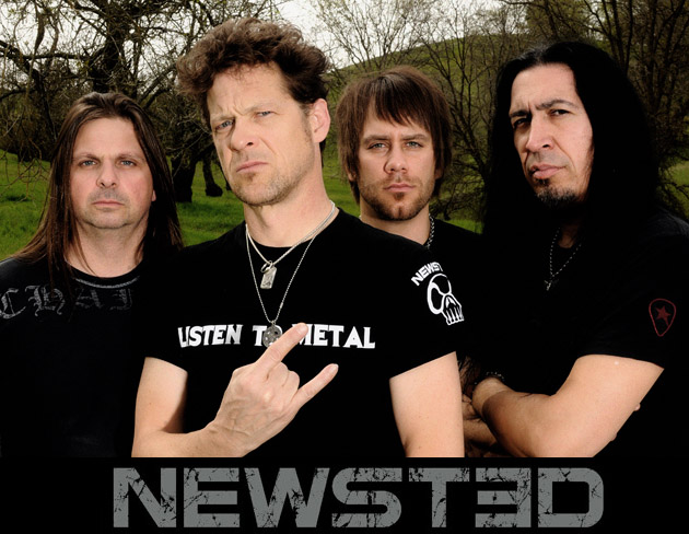 Mike Mushok of Staind joins Newsted. New album, tour, and VIP experience announced.