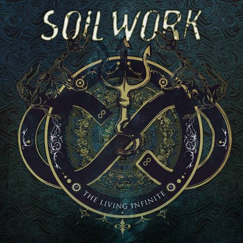 "A review of ""The Living Infinite"" by Soilwork."