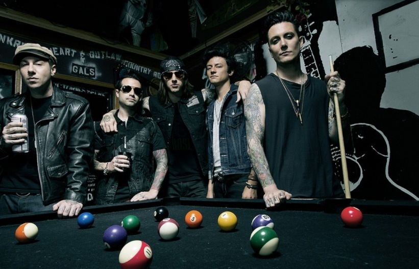 Avenged Sevenfold Announce Venue And On-Sale Information For Octobers's Hail To The King Tour With Deftones And Ghost B.C.