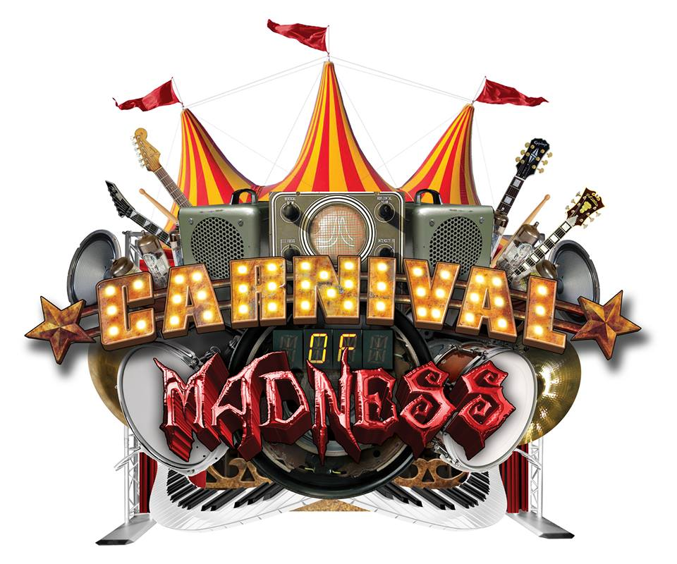 Carnival Of Madness Logo