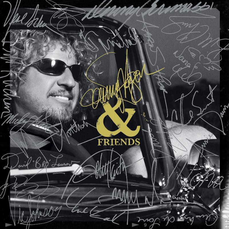 """Sammy Hagar – """"Sammy Hagar & Friends"""" (Album Review)"""