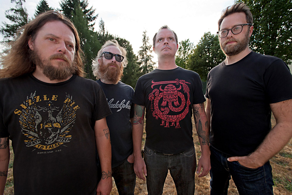 Blood Like Cream. An Interview With John Sherman From Red Fang