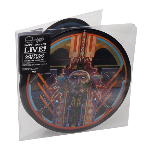 Clutch Sets The Date For Earth Rocker Live VINYL, AXS TV Appearance And More Tour Dates