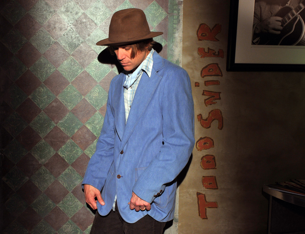 Forgotten Fables. An Interview With Todd Snider