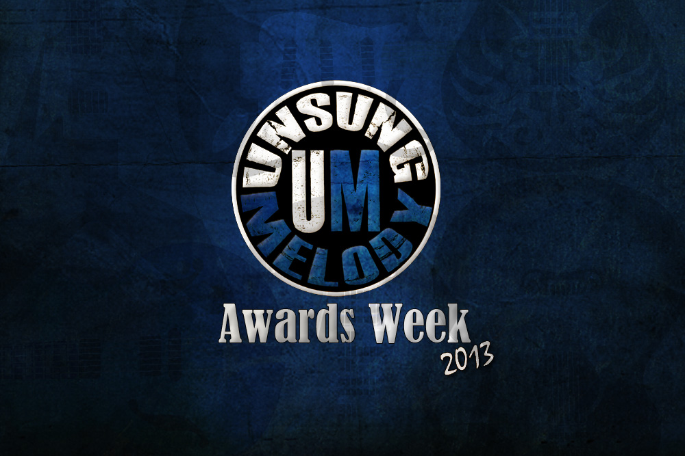 Unsung Melody Awards 2013: Top 20 Albums Of The Year!!!!