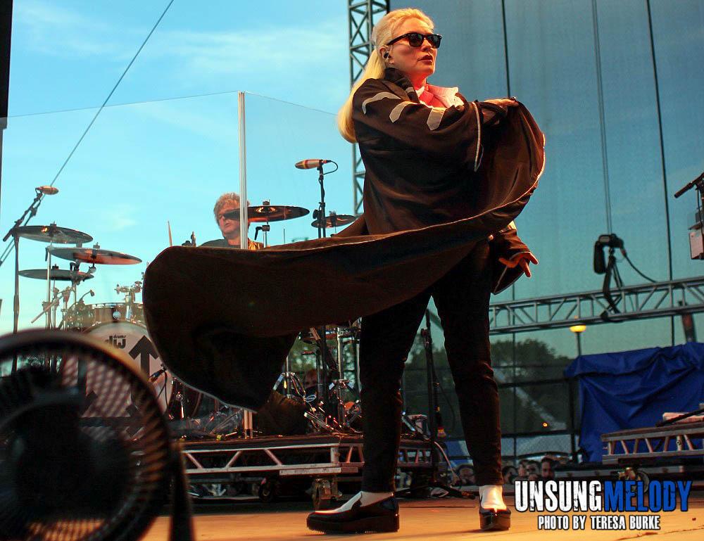 Riot Fest in Chicago: Blondie