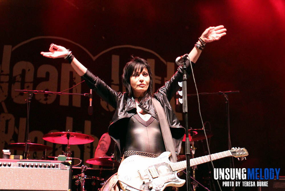 Riot Fest in Chicago: Joan Jett And The Blackhearts