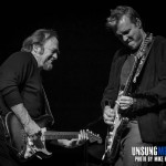 Kenny Wayne Shepherd and Stephen Stills