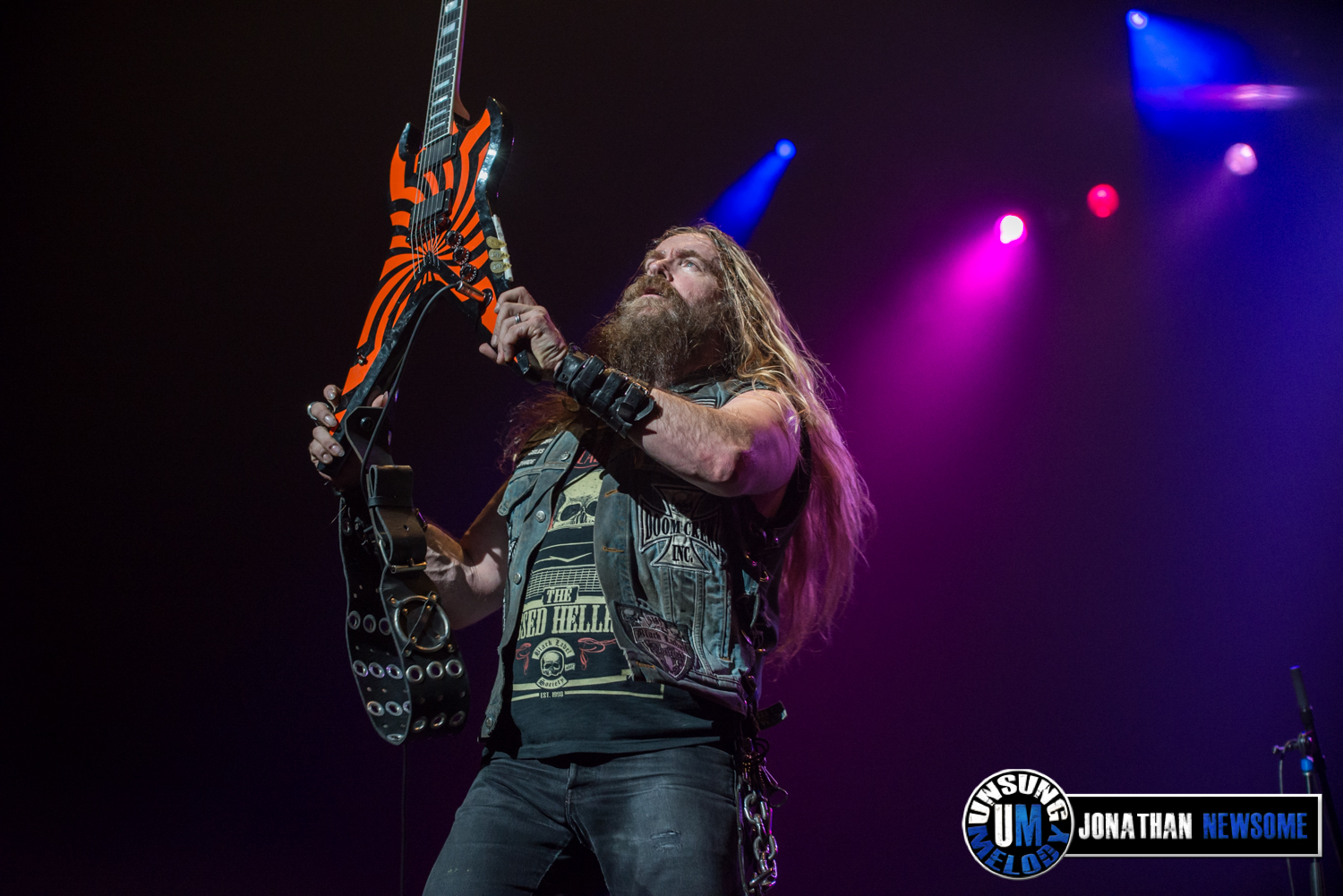 PHOTOS: The 2014 Edition of the Experience Hendrix Tour in the Whitney Hall at the Kentucky Center for the Performing Arts in Louisville, KY