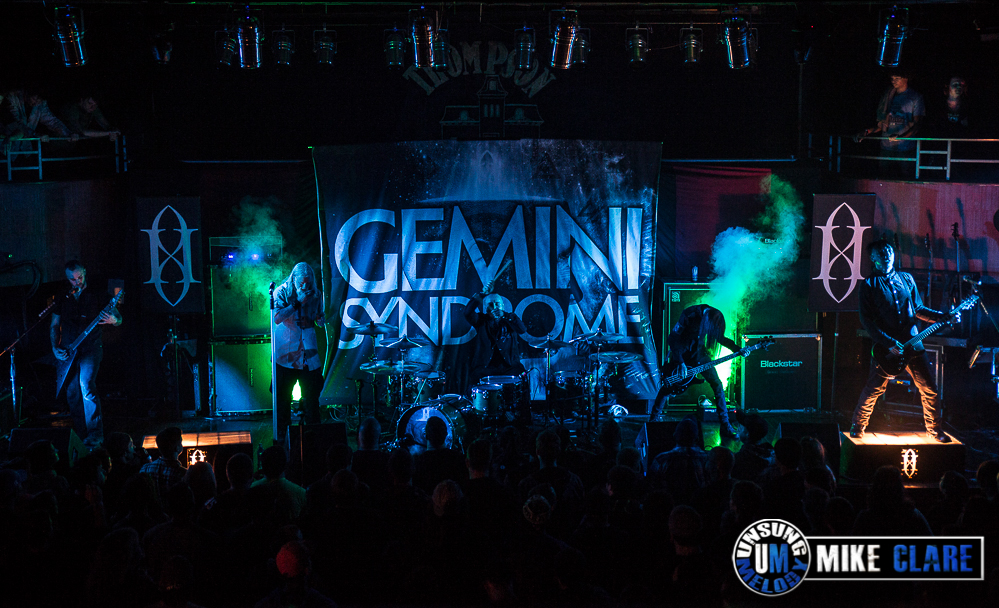 Gemini Syndrome at the Thompson House in Newport, KY