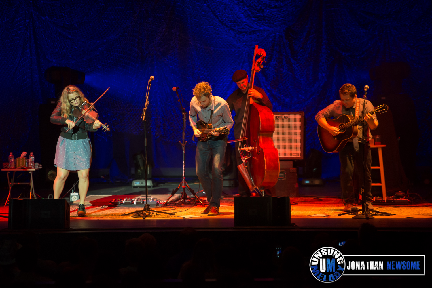 Nickel Creek-Knoxville-Photo by Jonathan Newsome-7
