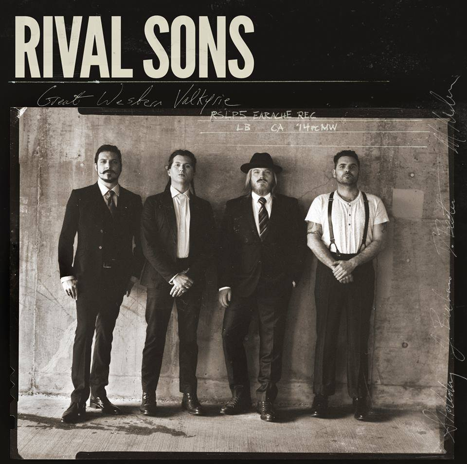 Rival Sons – Great Western Valkryie (Album Review)