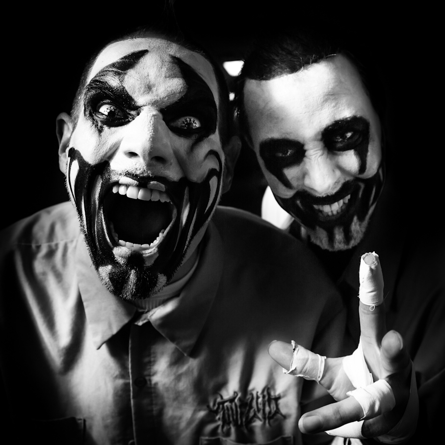 The Ultimate Warrior, Hustlers and KISS. An Interview with Jamie Madrox from Twiztid