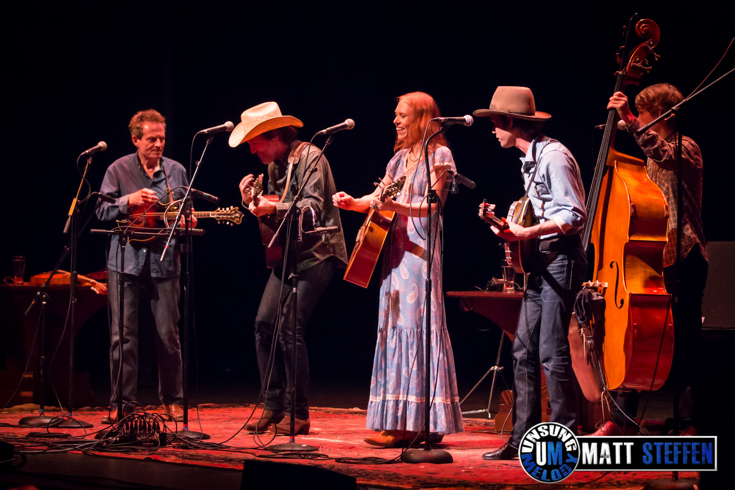 Dave Rawlings Machine at the Brown Theatre in Louisville, KY