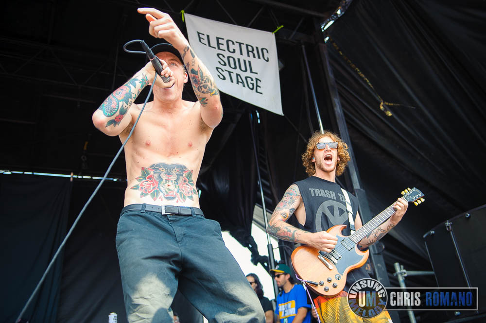 The Story So Far at Warped Tour 2014