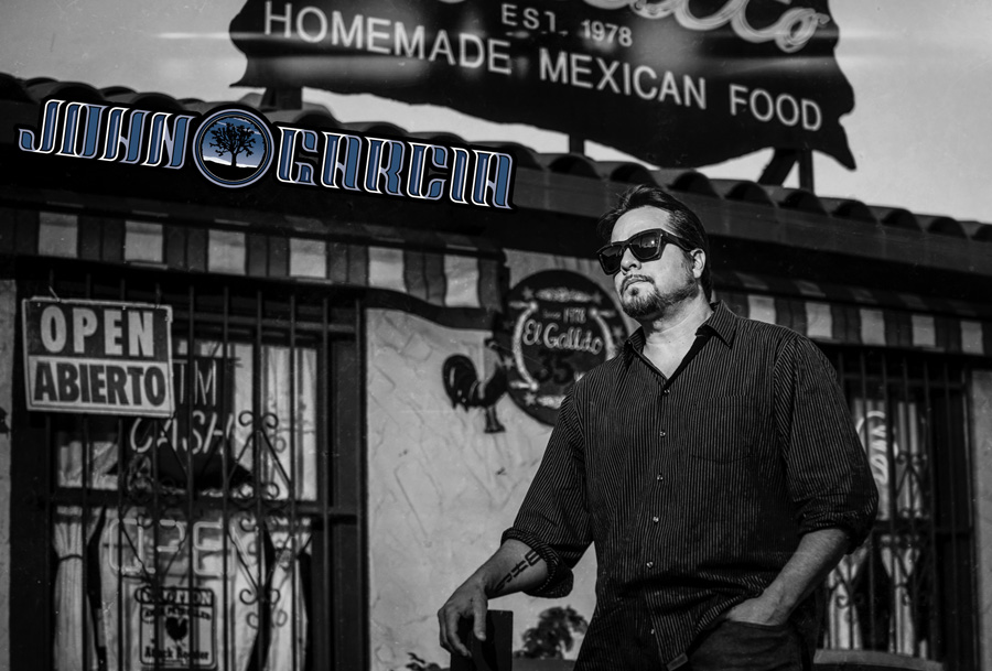 My Mind. An interview with John Garcia. (KYUSS, Vista Chino, Hermano, Unida, Slo-Burn)