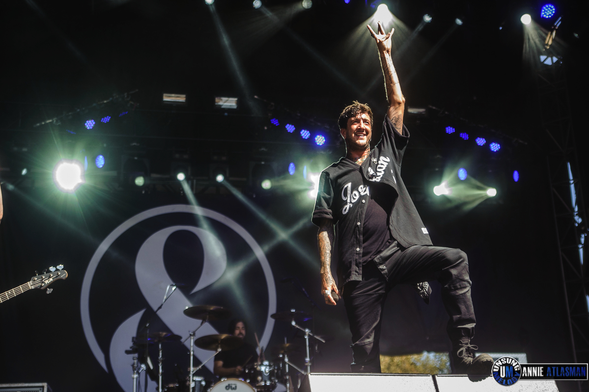 PHOTOS:  Islander, Of Mice & Men, Kyng and The Offspring at The Aftershock Festival in Sacramento, CA