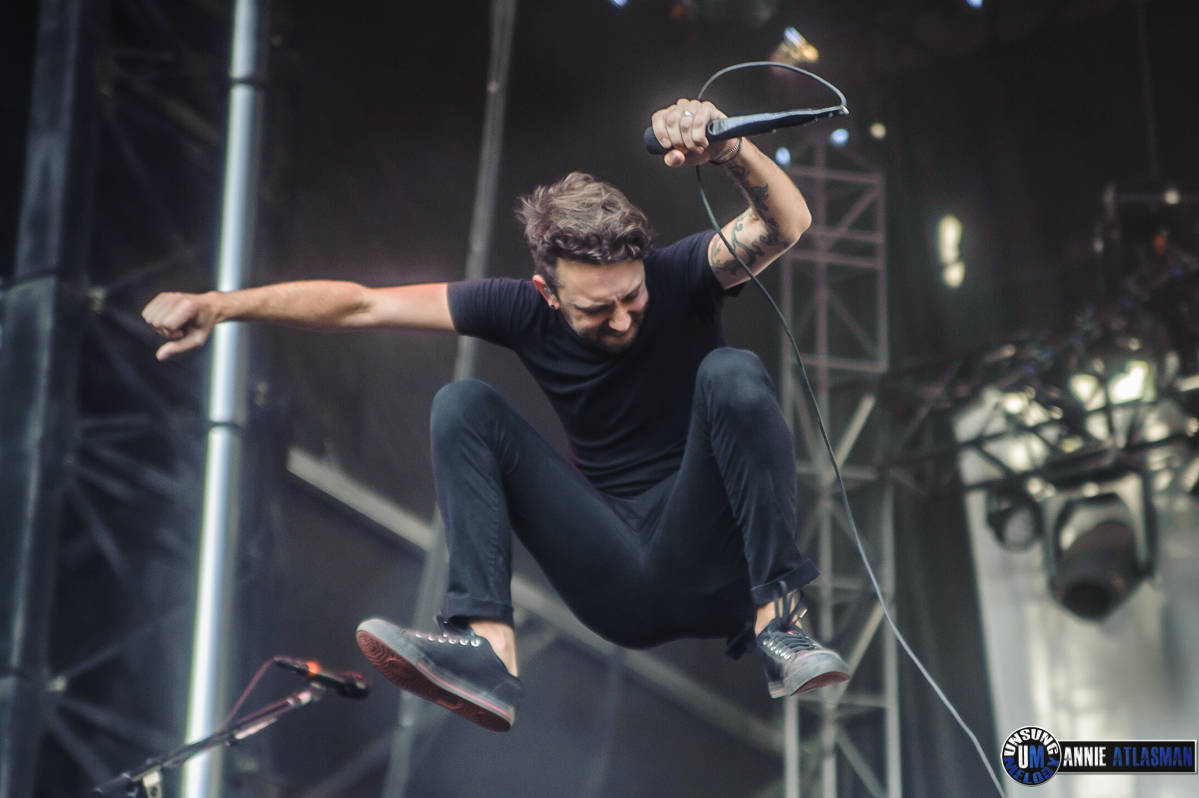 PHOTOS: Eyes Set to Kill, Rise Against, Godsmack, and Pennywise at The Aftershock Festival in Sacramento, CA