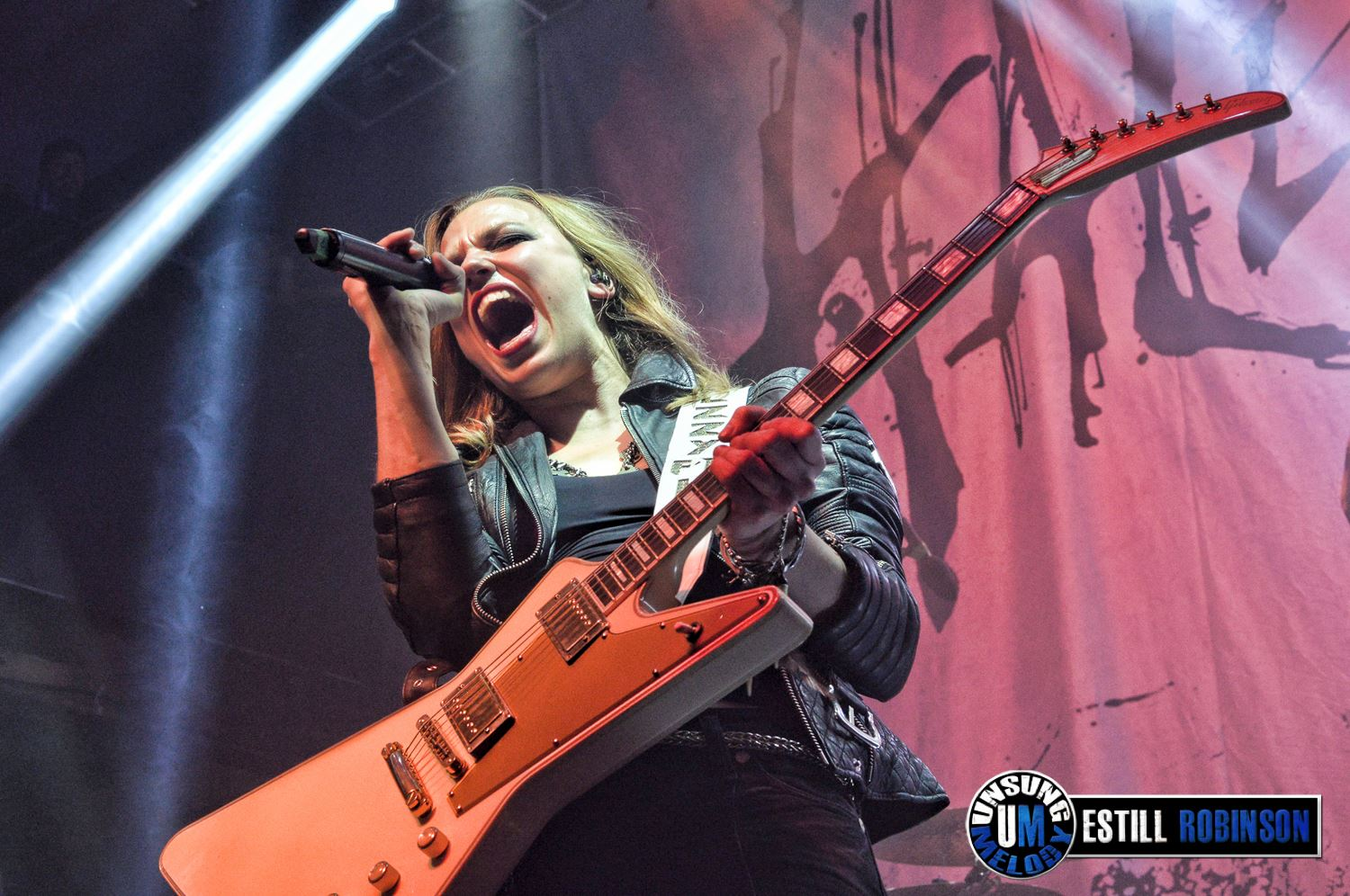 PHOTOS: Halestorm featuring New Medicine at the Mercury Ballroom in Louisville, KY