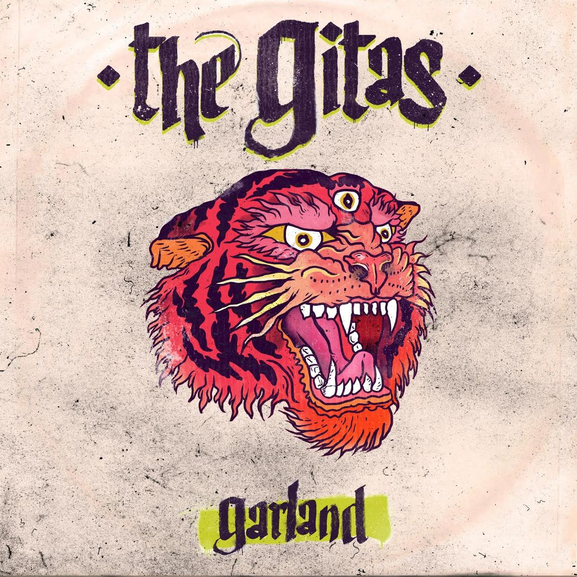 The Gitas – Garland (Album Review)
