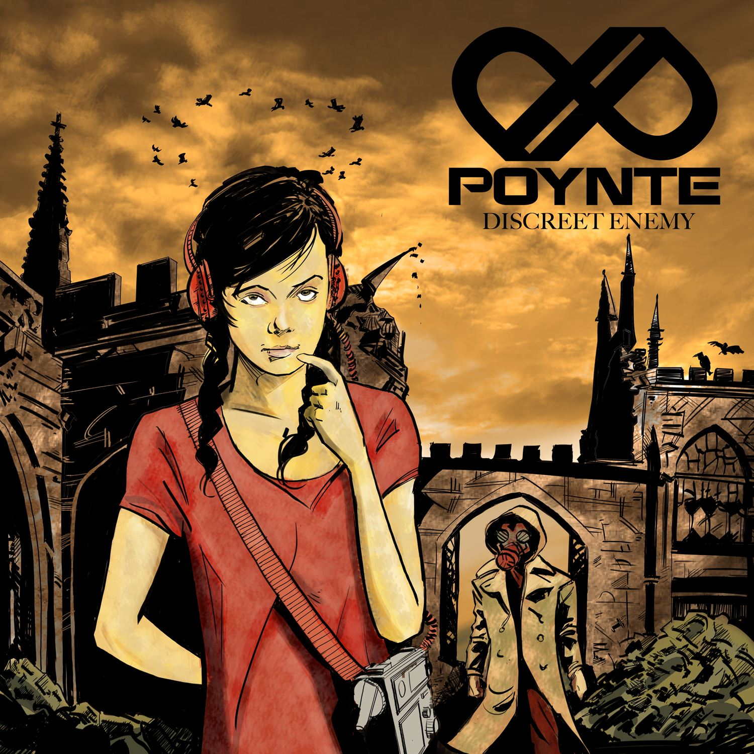 POYNTE – Discreet Enemy (Album Review)