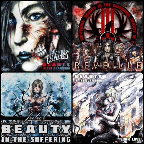 BEAUTY IN THE SUFFERING Release Compelling 90 Second Video Collage Teasing 2016 Releases!