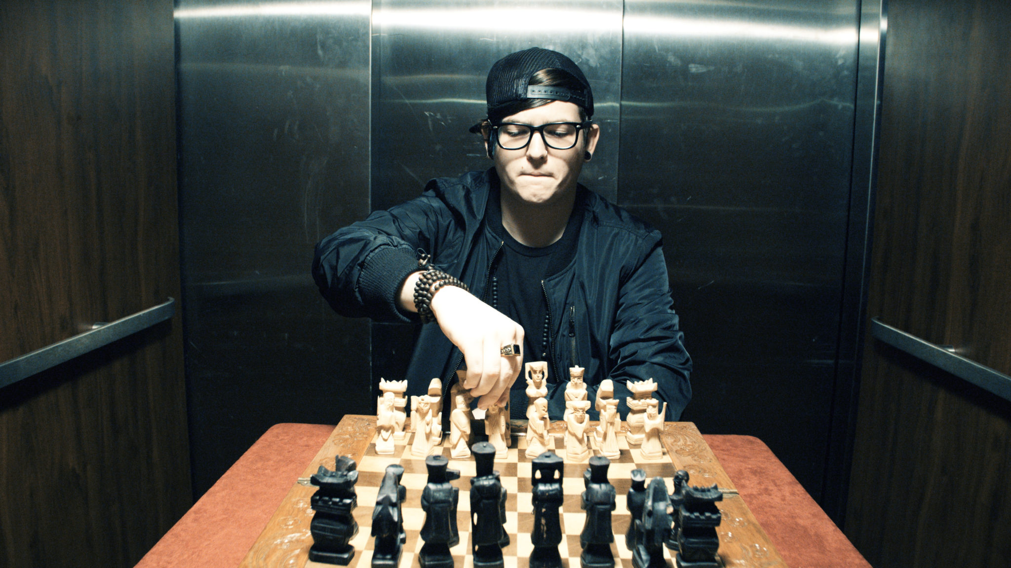 Mr. Kristopher Releases Dark Debut Video & 'Chess Moves' EP, Out Now on Afterlife Records