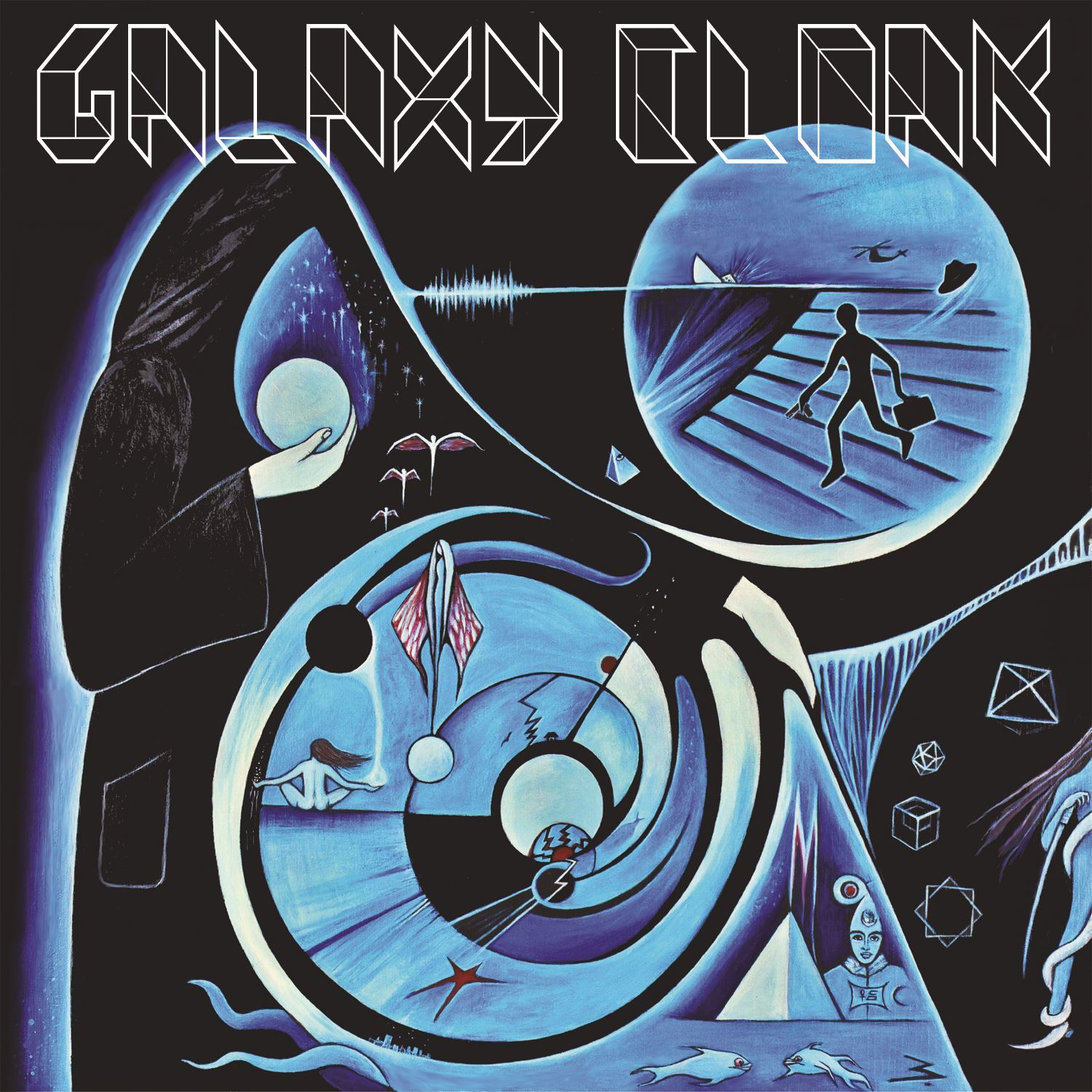 Album Review – Galaxy Cloak