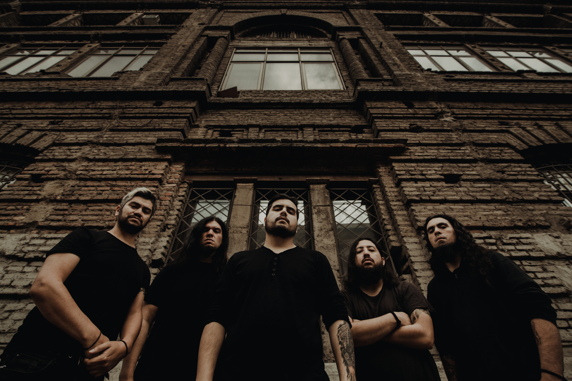 """Half Blood Release Official Music Video for Latest Single """"Self Exile"""""""