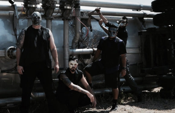 "The Digital Masquerade Release Official Music Video for ""Straight Jacket"" Off of 'Digital Train Time Machine'"