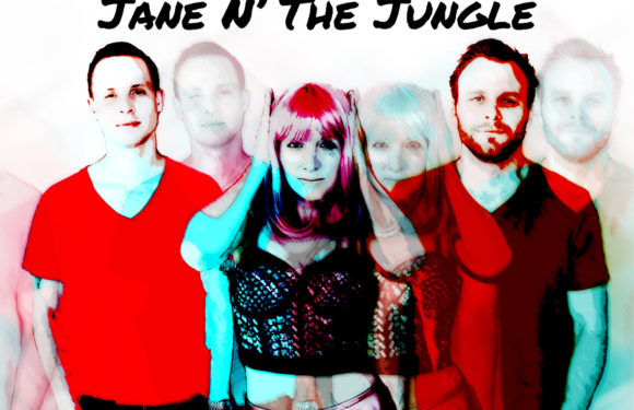 """Jane N' The Jungle Release Official Music Video for """"Wild Side"""""""