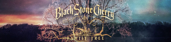 "Black Stone Cherry – New Album ""Family Tree"" Release Date and New Song Released"