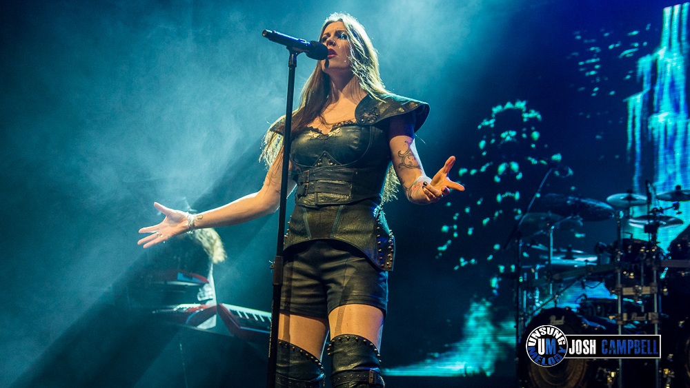 Unsung Melody - Nightwish at the Paramount Theater, Denver
