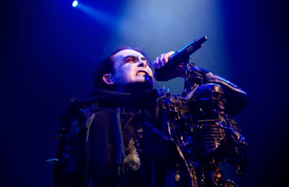Cradle of Filth and Jinjer – Summit Music Hall – Denver, CO