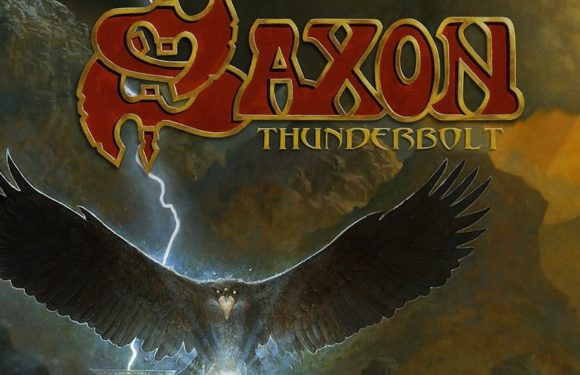 Album Review: Saxon – Thunderbolt