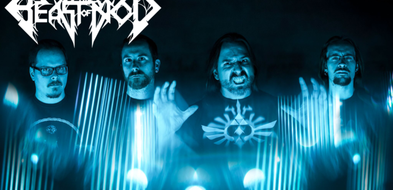 THE BEAST OF NOD Release Debut Full Length Album, 'VAMPIRA: DISCIPLE OF CHAOS'