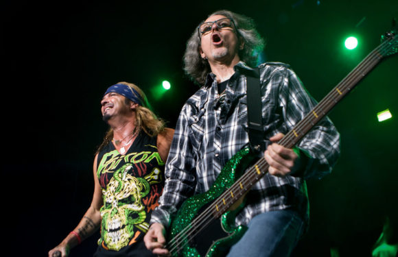Poison and Cheap Trick – Fiddler's Green Amphitheatre – Englewood, CO