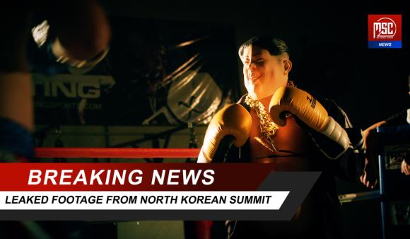Previously Unreleased, Secret US / North Korea Summit Meeting Revealed?
