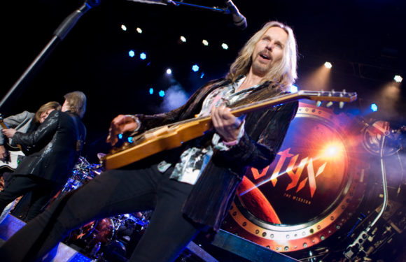 Styx, Joan Jett & The Black Hearts and Tesla – Fiddler's Green Amphitheatre – Englewood, CO
