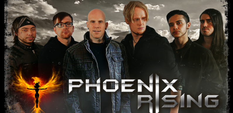 """Phoenix Rising Release Official Music Video for """"Do You Know"""""""