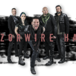 """RAZORWIRE HALO Release Official Lyric for """"RED""""!"""